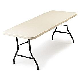 Poly Rectangular Folding Table