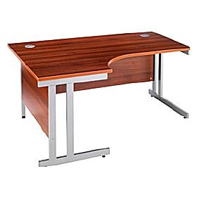 Houston Ergonomic Cantilever Desk