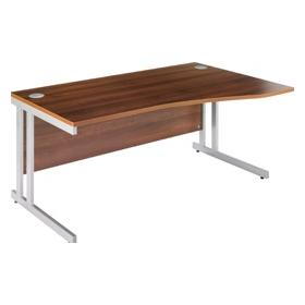 Houston Cantilever Wave Desk