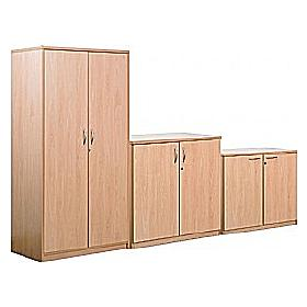 Eco 2 Door Deluxe Cupboard