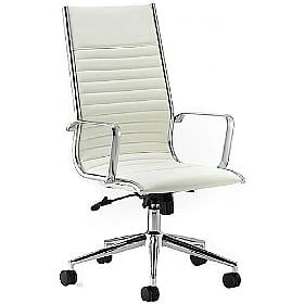 Delta Excecutive Cream Managers Chair