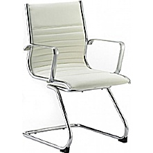 Delta Excecutive Cream Visitors Chair
