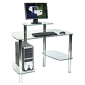 Glacier Glass Workstation