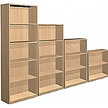 Next Day Eco Executive Bookcase