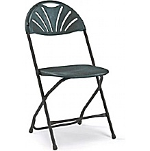Fan Back Folding Chair - Pack of 8