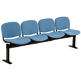 4 seater Beam Bench Vinyl