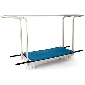 Titan Folding Exam Trolley