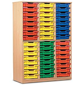 Scholar 48 Shallow Tray Storage