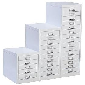 NEXT DAY Silverline Multi Drawer Cabinets
