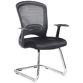Solaris Mesh Visitor Chair