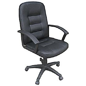 Zeus Leather Office Chair