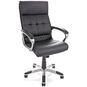 Prime II Leather Executive Managers Chair