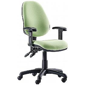 Kirby High Back 3 Lever Operator Chair