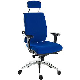 Ergo Plus 24 Hour Executive Operator With Headrest