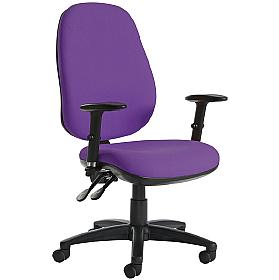 Moto High Back Operator Chair