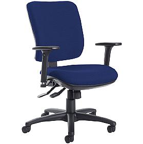 Milot High Back Operator Chair