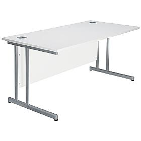 Next Day Prime Cantilever Rectangular Desks