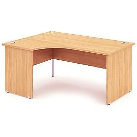 Arran Ergonomic Panel End Desks
