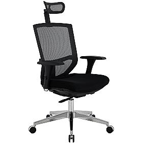 Jota 24Hr Ergonomic Mesh & Fabric Task Chair