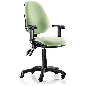 Kirby High Back Operator Chair