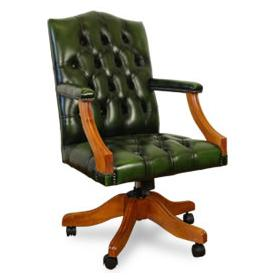 Antique Replica Gainsborough Desk Chair