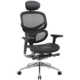 Ergo-Mesh 24 Hour Office Chair With Headrest