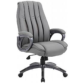 Nera Bonded Leather Manager Chair