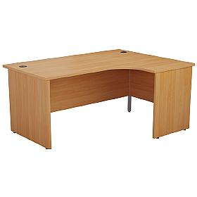 Next Day Mode Ergonomic Panel End Desks