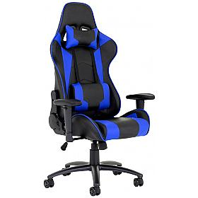 Ascari Bonded Leather Gaming Chair