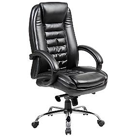 Alpha High Back Executive Leather Office Chair