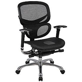Active 24hr Ergonomic Full Mesh Chair (Without Headrest)