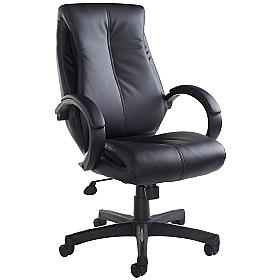Adapt Leather Managers Chair