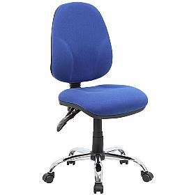 Comfort Ergo 2-Lever Chrome Operator Chairs