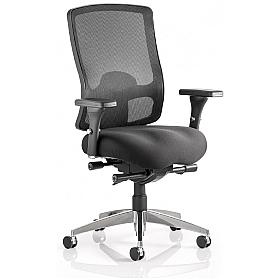 Storm Mesh Back Manages Chair