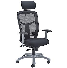 Fonz Mesh Manager Chair