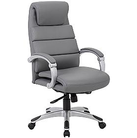 Altino Synchronous Bonded Leather Manager Chair