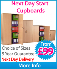 Next day Callaway Cupboards