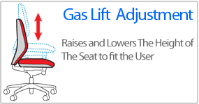 Gas Height Adjustment