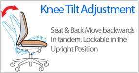 Knee Tilt Adjustment