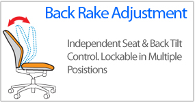 Back Rake Adjustment