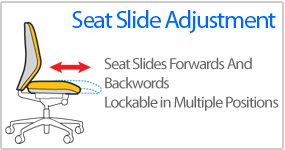 Seat Slide Adjustment