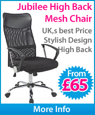 Jubilee High Back Mesh Chair