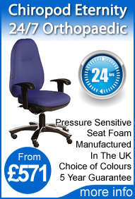 Chiropod Eternity 24/7 Orthopaedic Chair
