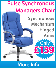 Pulse Synchronous Fabric Manager Chair