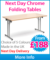 Next Day Mode Folding Tables