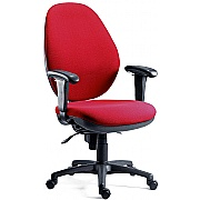 Syncrotek 24 Hour Deluxe Operator Chair