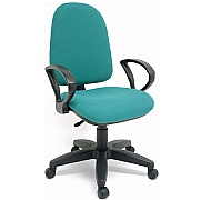 Rhino High Back Operator Chair