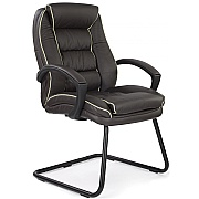 Rome Leather Visitor Chair