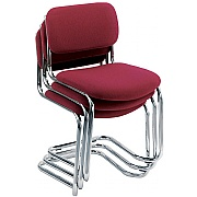 Club Cantilever Stacking Chairs