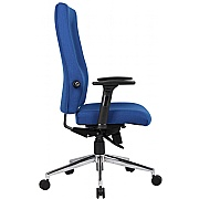 Callington Posture 2 Fabric High Back Managers Chair